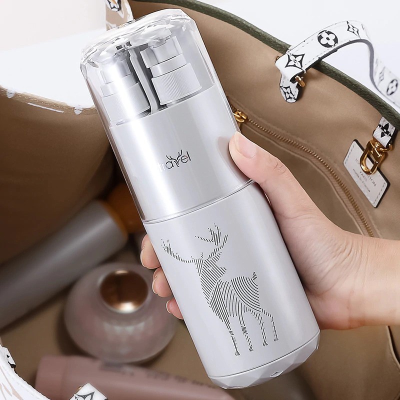 Portable travel wash cup
